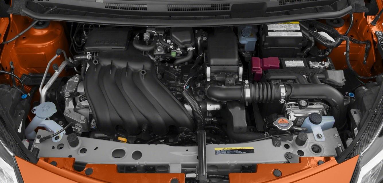 2020 Nissan Versa Engine