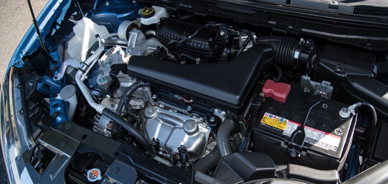 2020 Nissan X Trail Engine