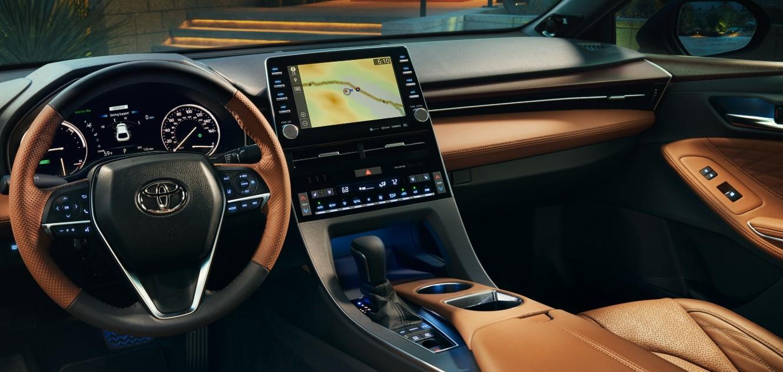 2020 Toyota Avalon Interior
