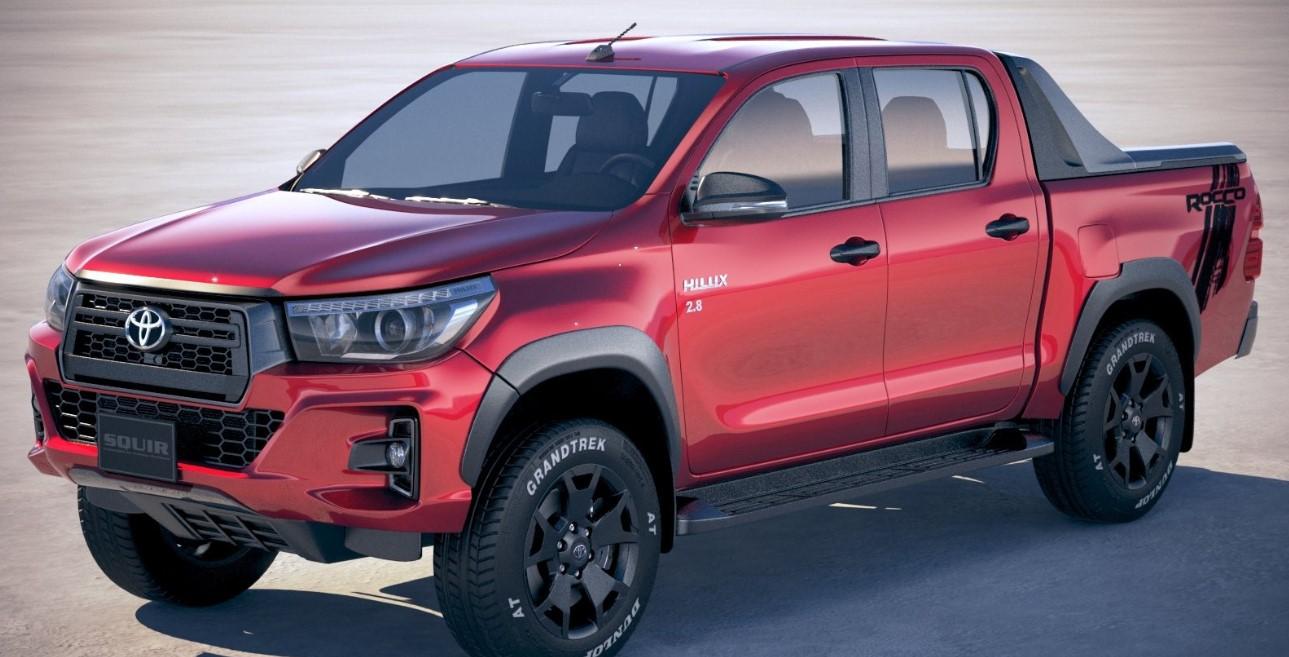 2020 Toyota Hilux Exterior