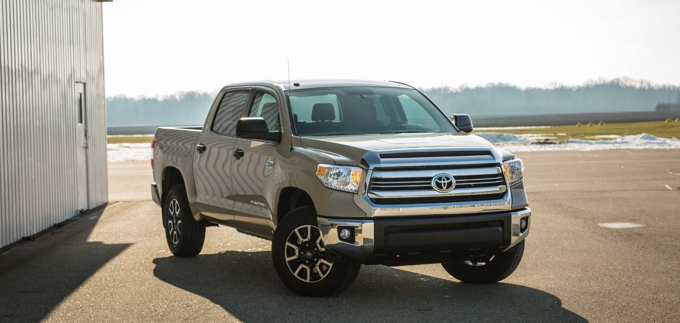 2020 Toyota Tundra Exterior