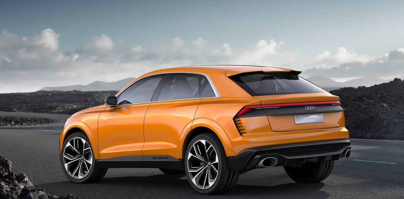 2021 Audi Q4 Engine