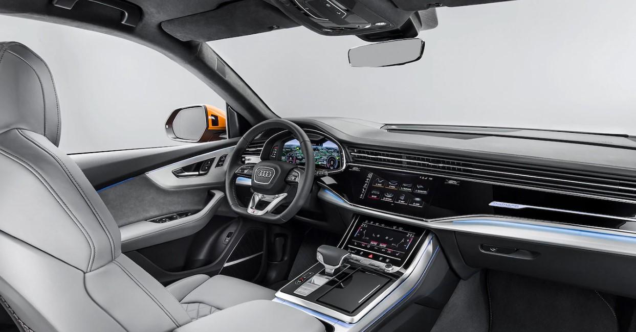 2021 Audi Q4 Interior
