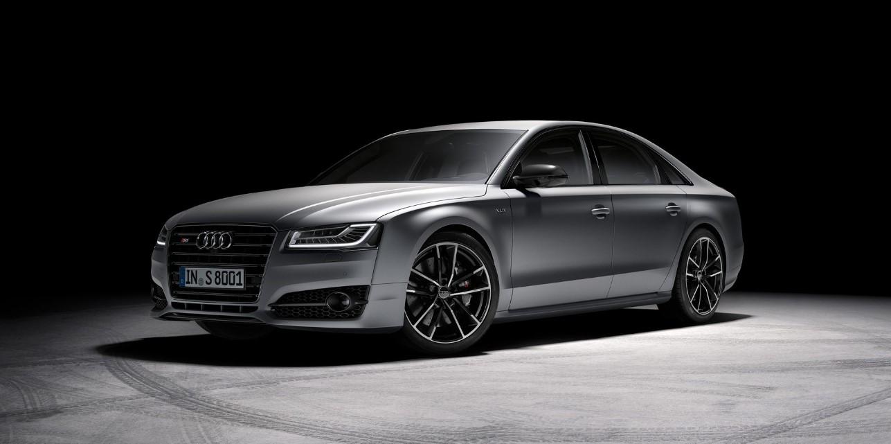 2021 Audi S8 Exterior