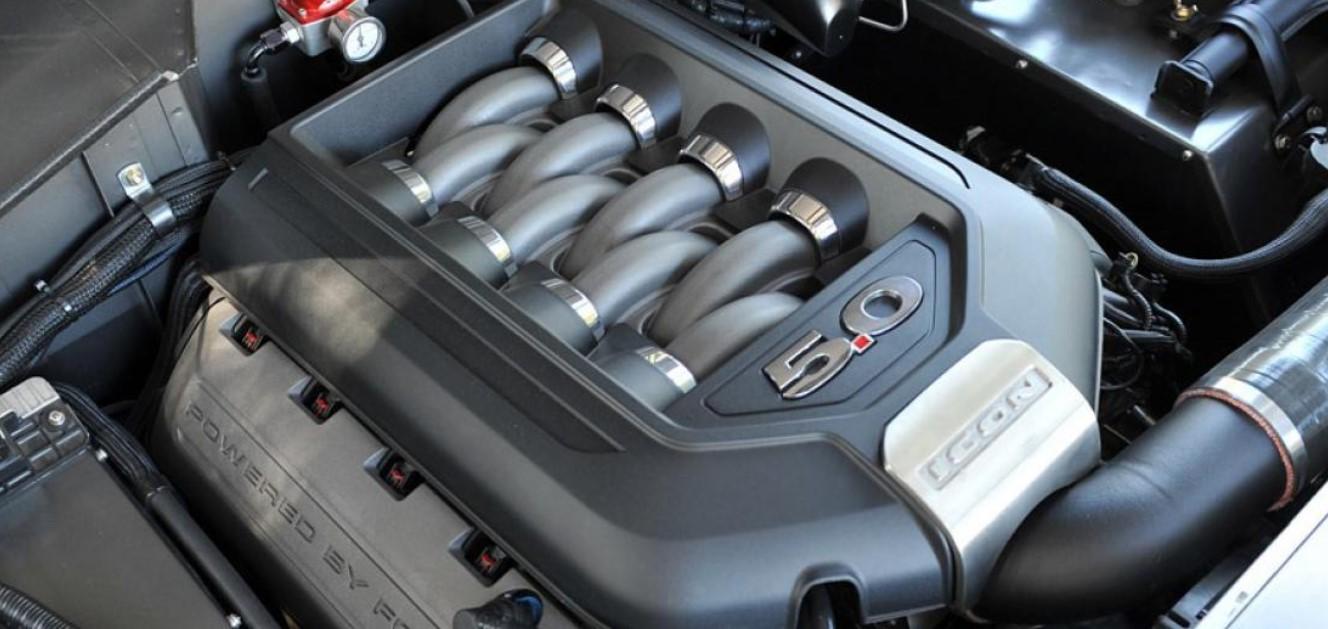 2021 Ford Bronco Engine