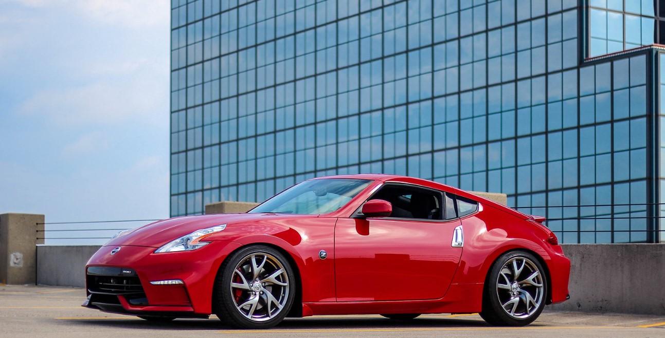 2021 Nissan 370Z Exterior