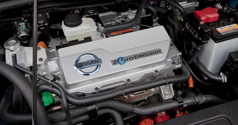 2021 Nissan Leaf Engine