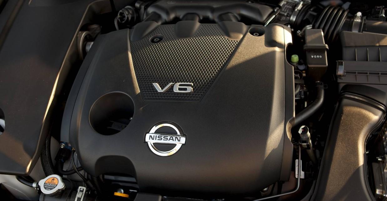 2021 Nissan Maxima Engine