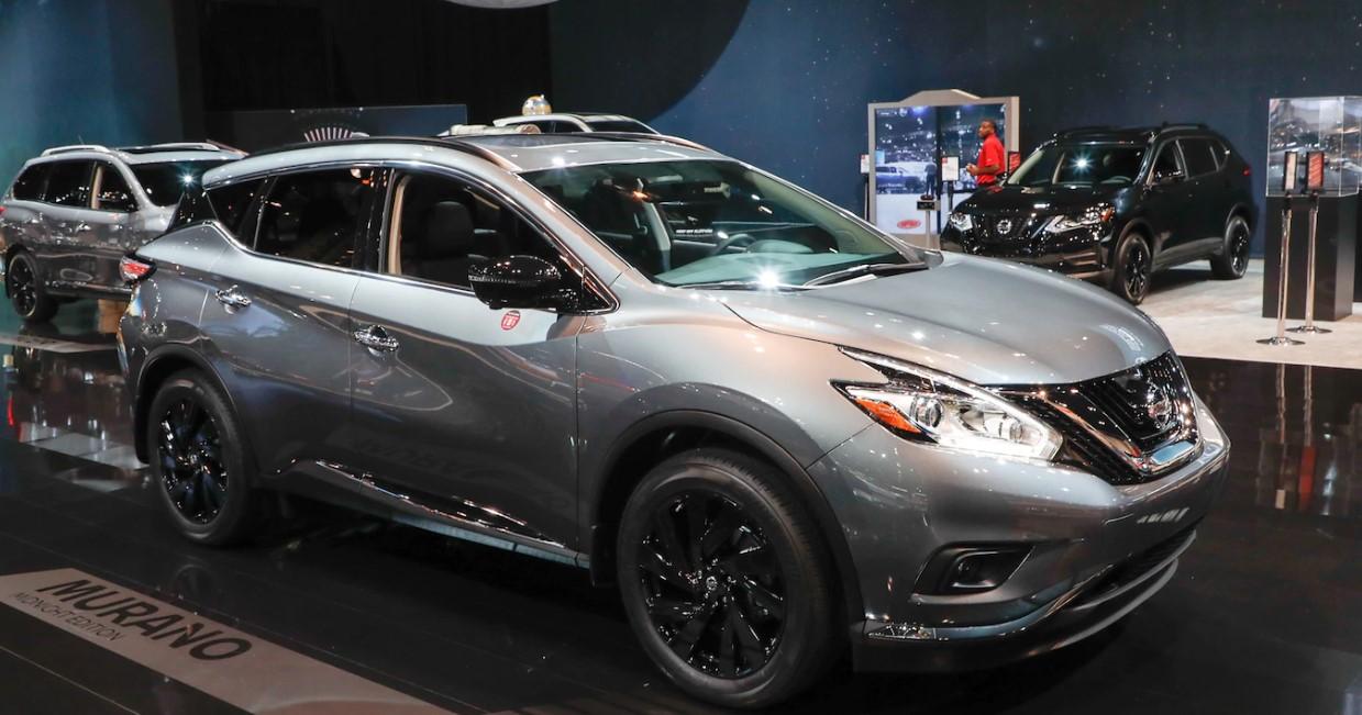 2021 Nissan Murano Exterior
