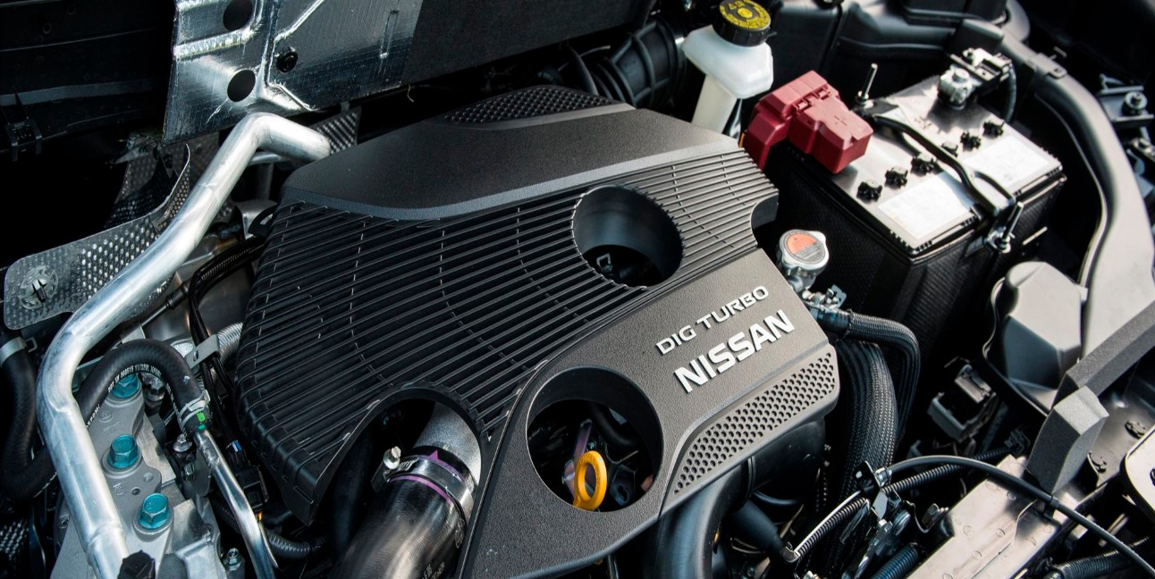 2021 Nissan X Trail Engine