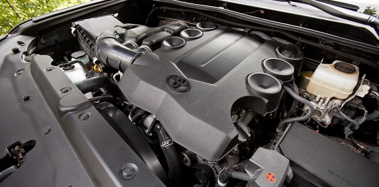 2021 Toyota 4Runner Engine