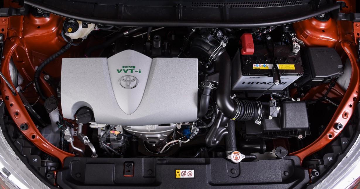 2021 Toyota Yaris Engine