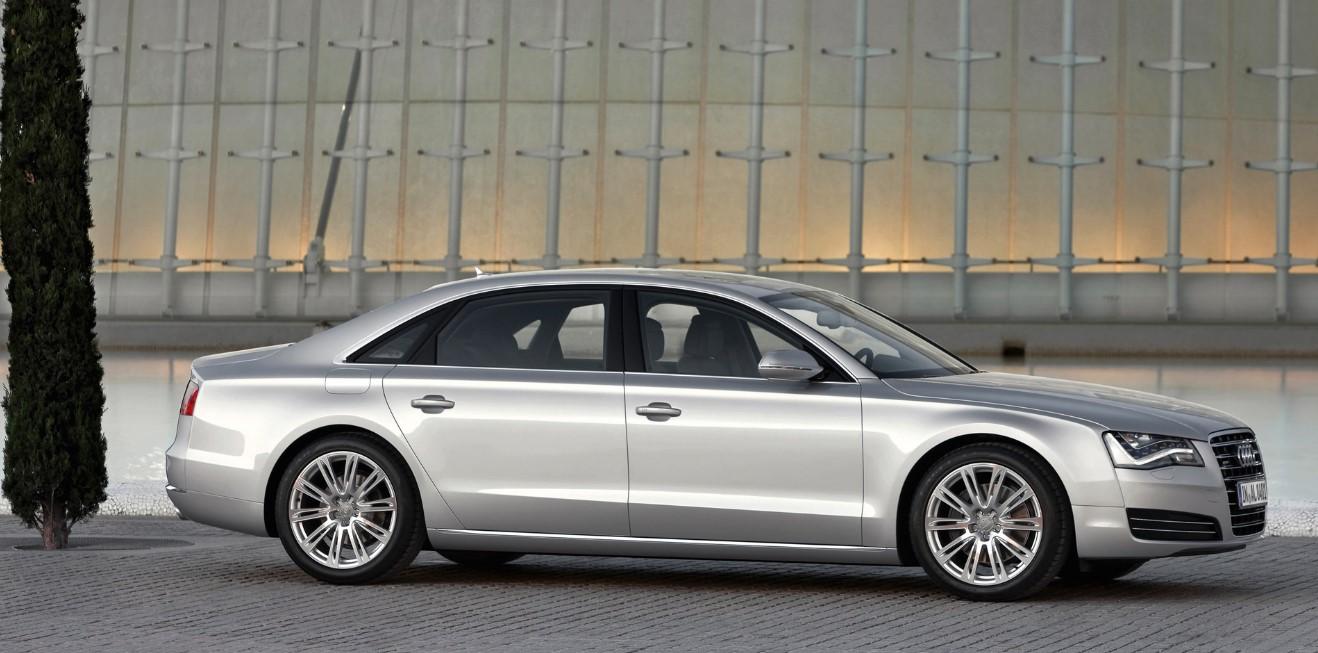 Audi A8 2021 Exterior