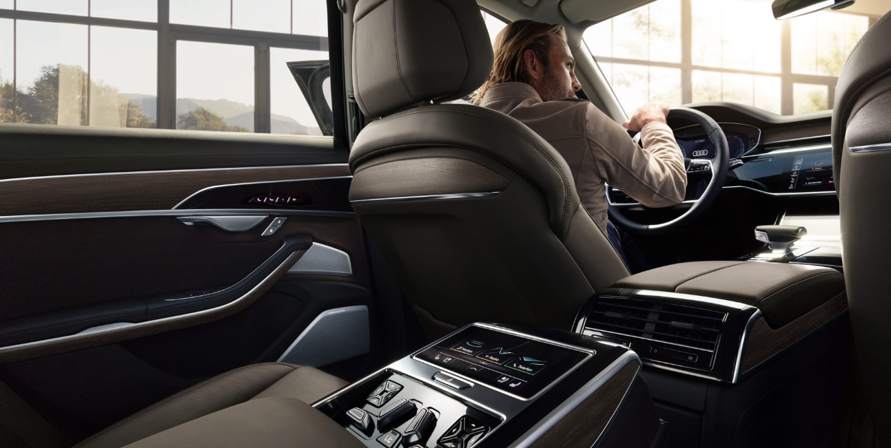 Audi A8 2021 Interior