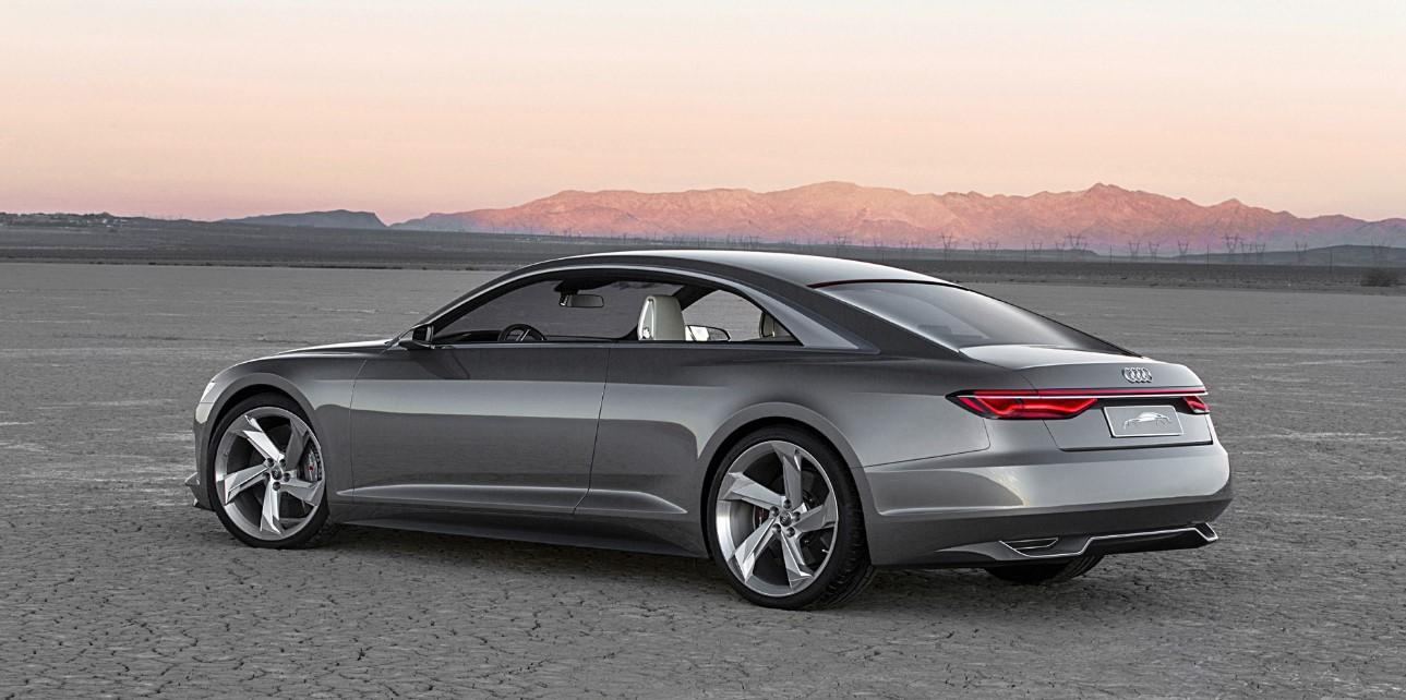 Audi A9 2021 Engine
