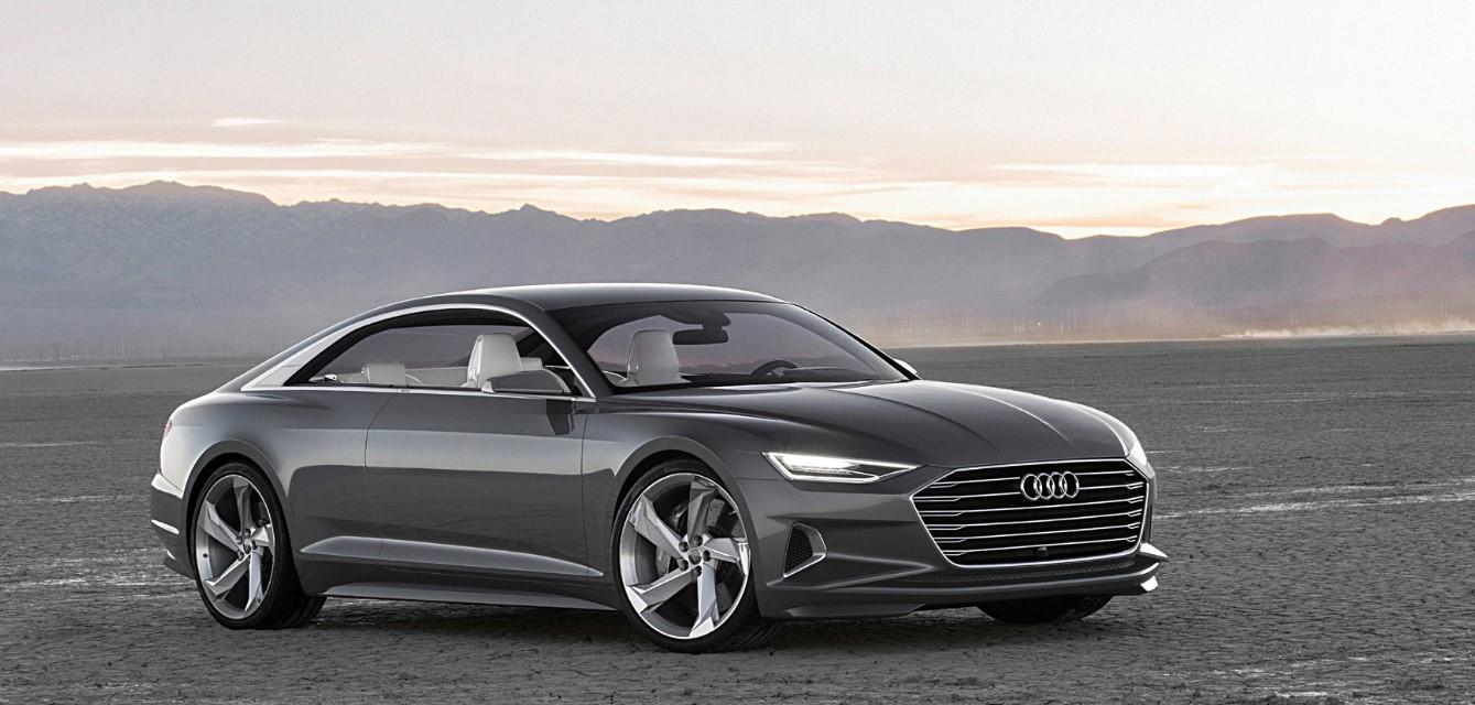 Audi A9 2021 Exterior