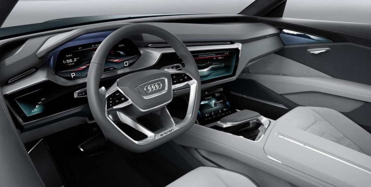 Audi A9 2021 Interior