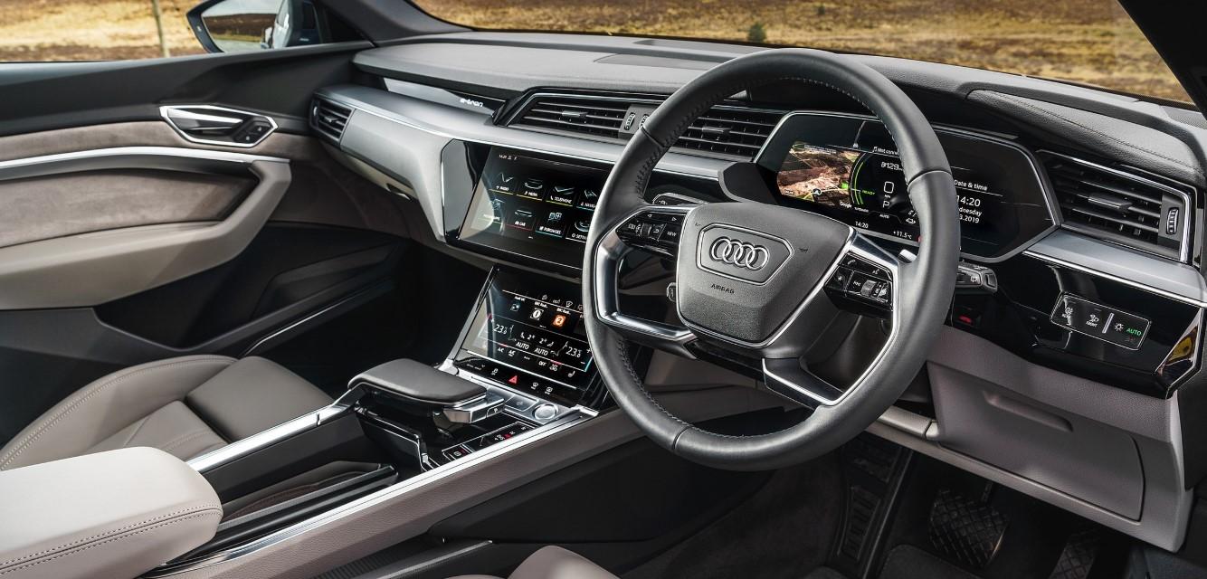 Audi E Tron 2020 Interior