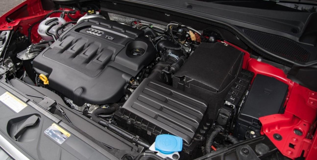 Audi Q1 2021 Engine