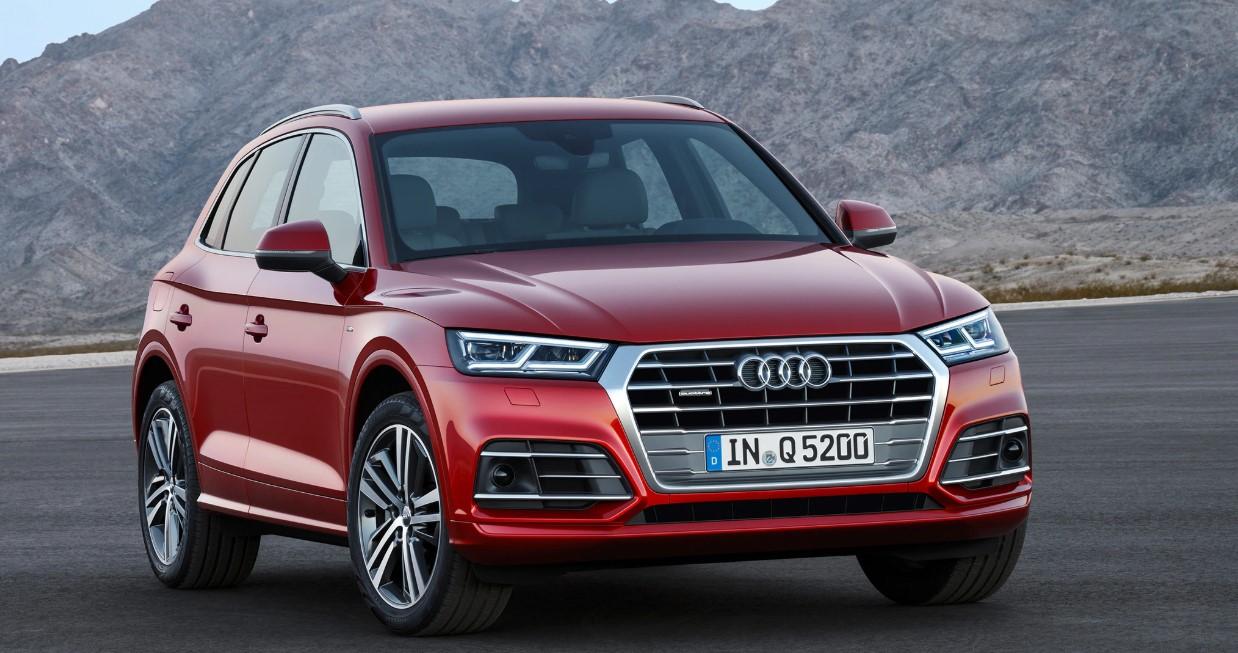 Audi Q1 2021 Exterior