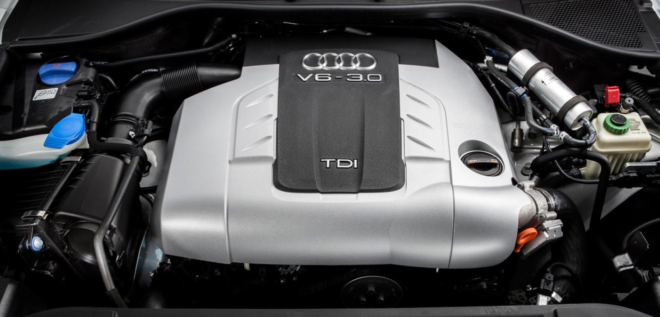 Audi Q7 2020 Engine