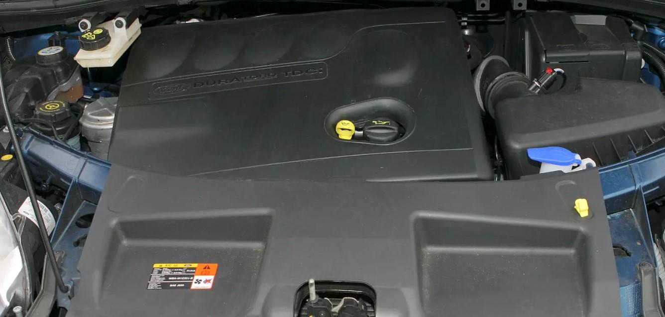 Ford Galaxy 2021 Engine