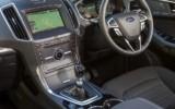 Ford Galaxy 2021 Interior