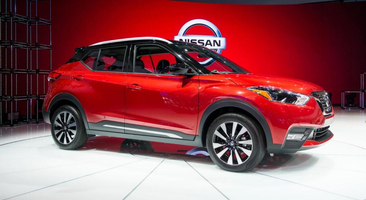Nissan Juke 2020 Exterior