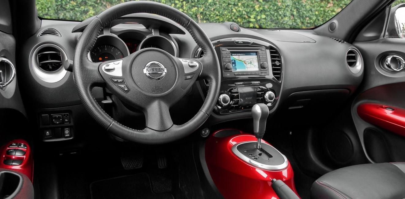 Nissan Juke 2020 Interior