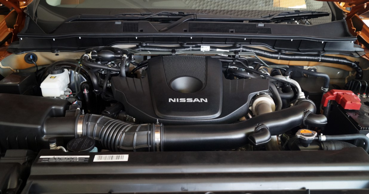 Nissan Navara 2021 Engine