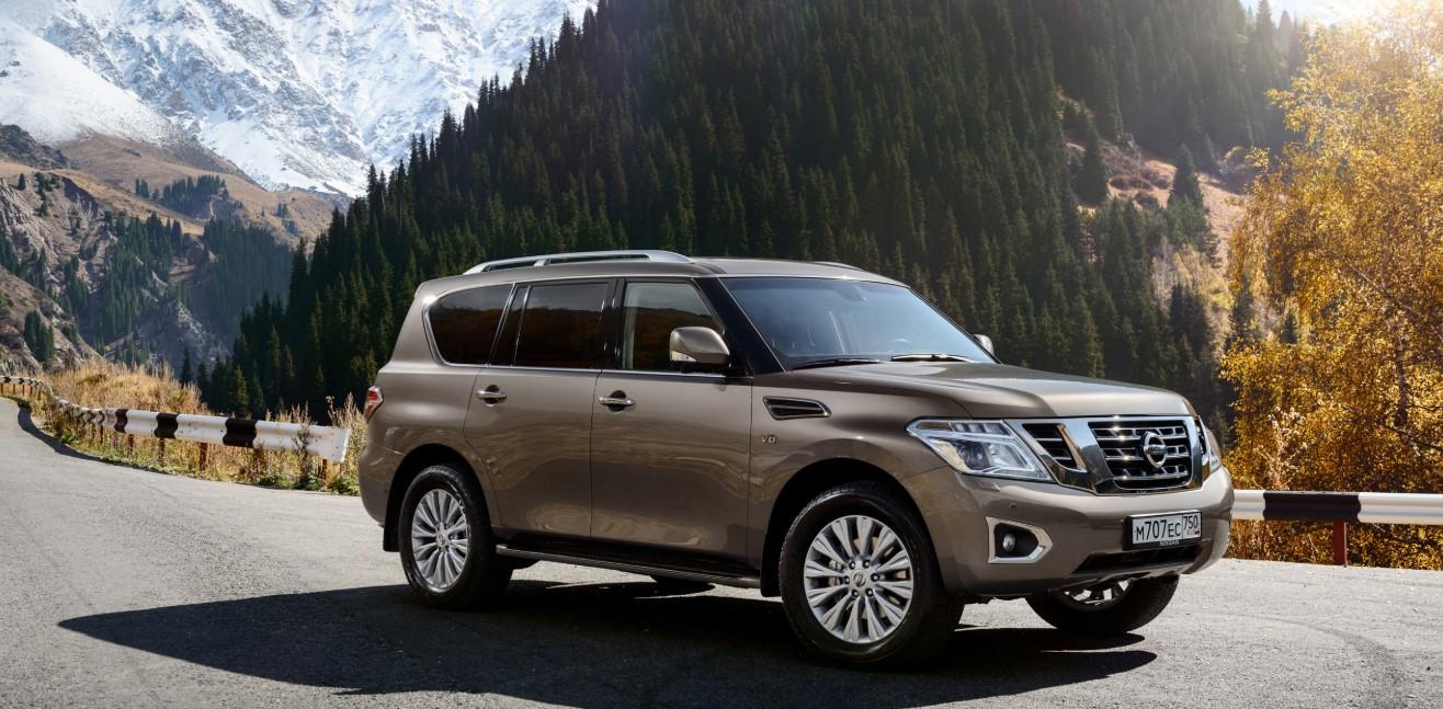 Nissan Patrol 2021 Exterior