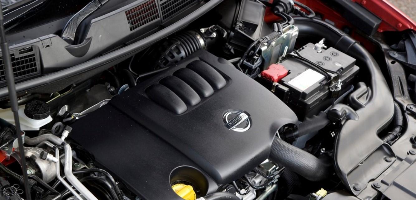 Nissan Qashqai 2020 Engine