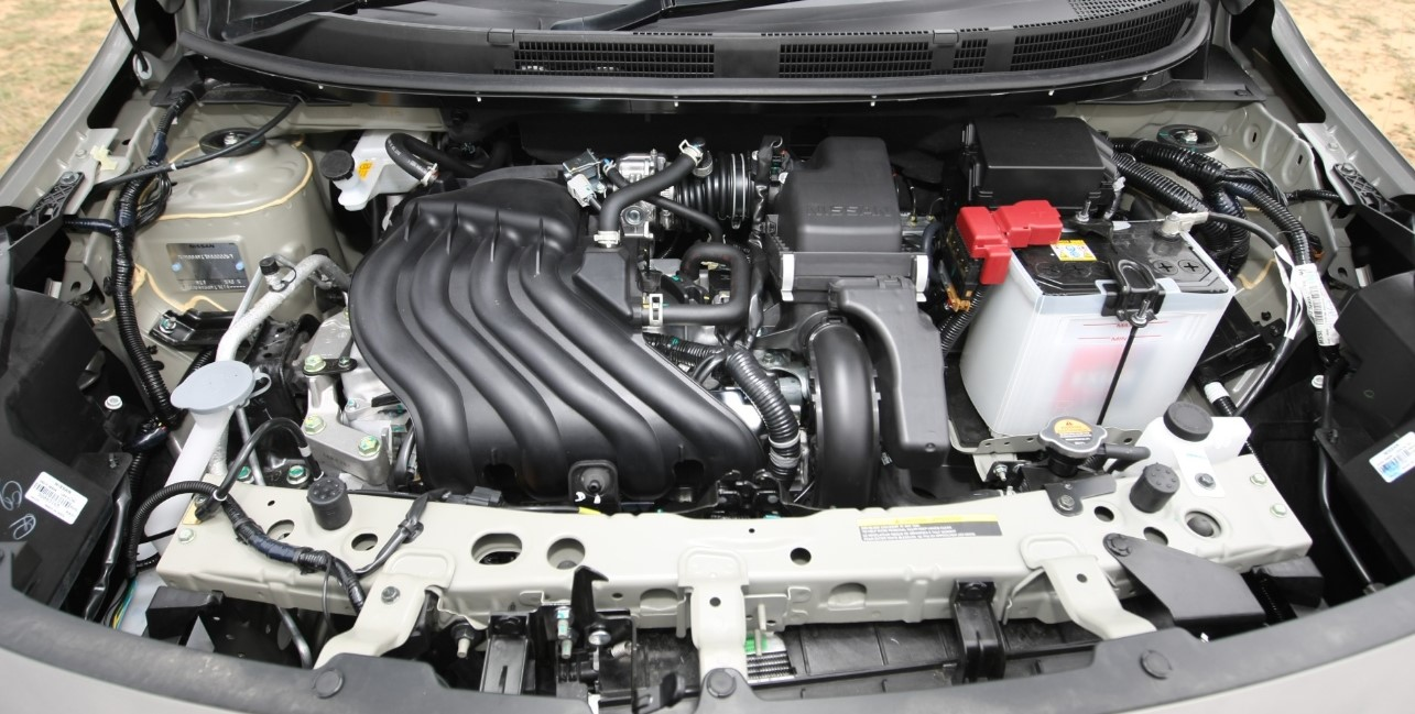 Nissan Sunny 2021 Engine