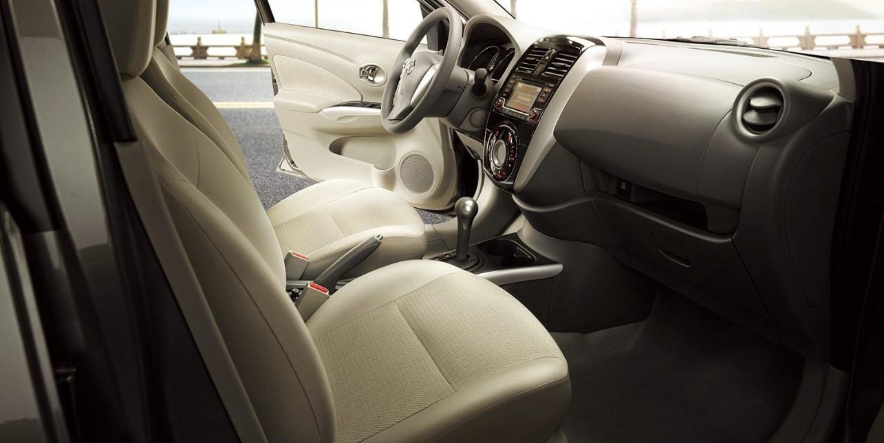 Nissan Sunny 2021 Interior