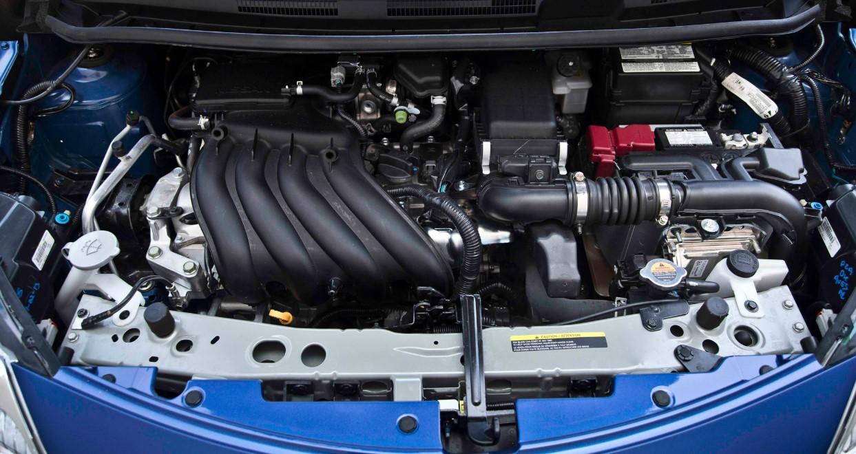 Nissan Versa 2021 Engine