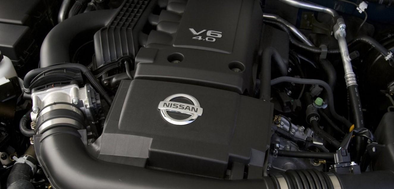 Nissan Xterra 2020 Engine
