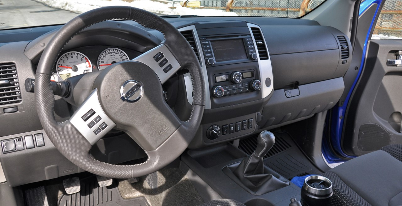 Nissan Xterra 2020 Interior