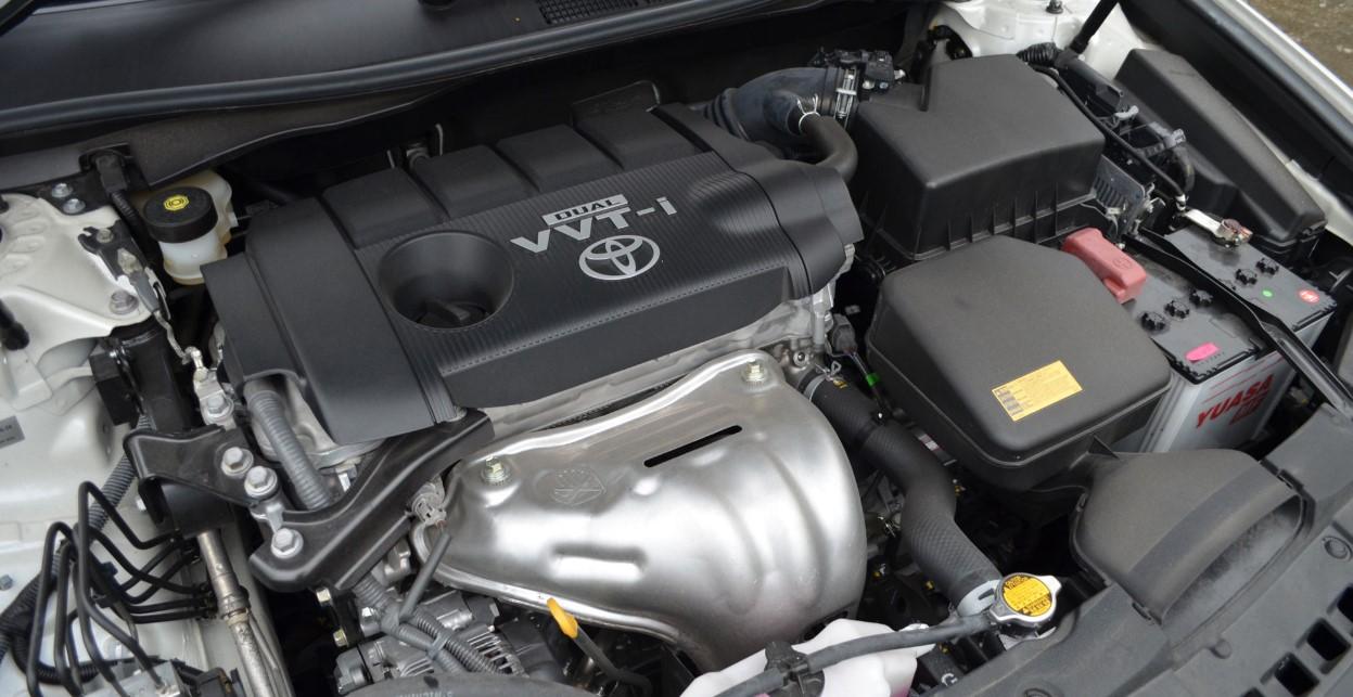 Toyota Camry 2020 Engine