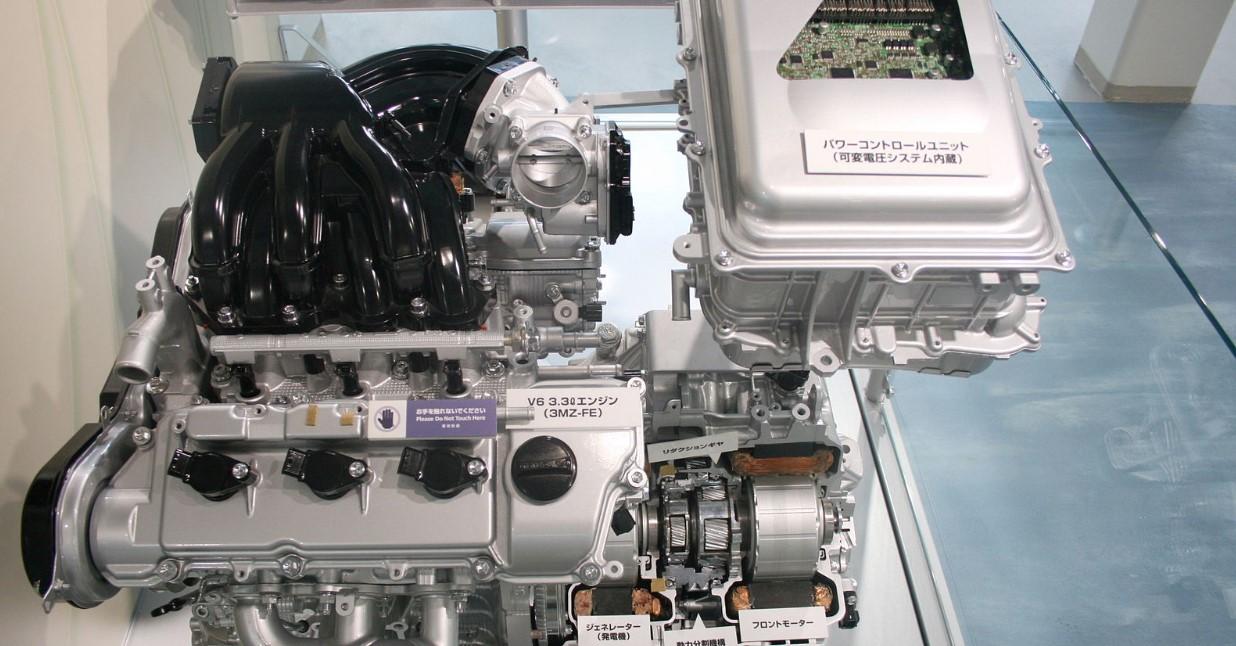 Toyota Estima 2021 Engine