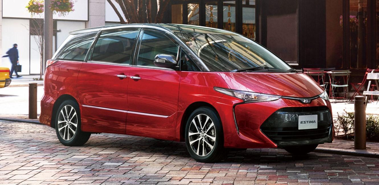 Toyota Estima 2021 Exterior