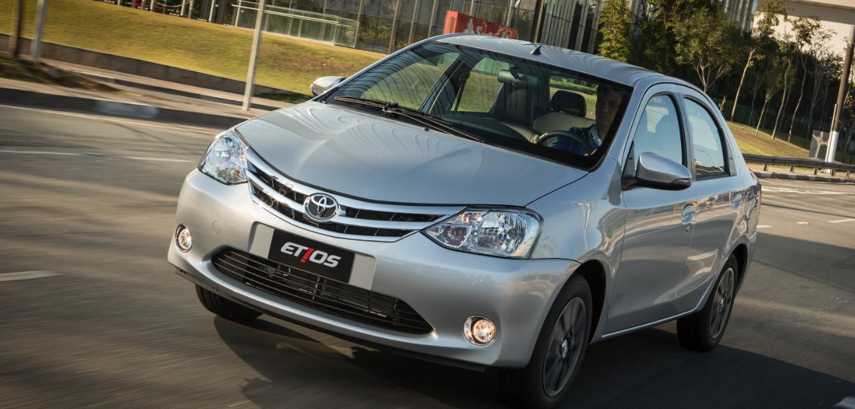 Toyota Etios 2021 Exterior