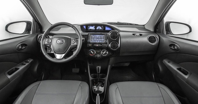 Toyota Etios 2021 Interior