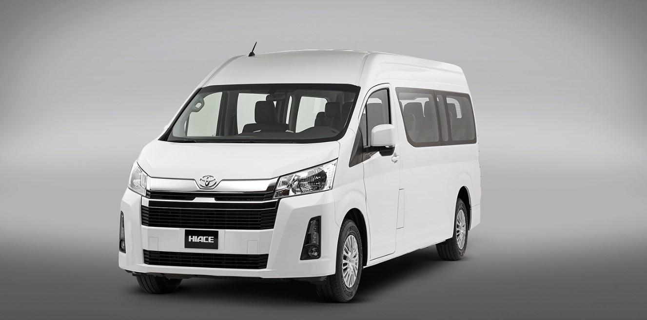 Toyota Hiace 2021 Exterior