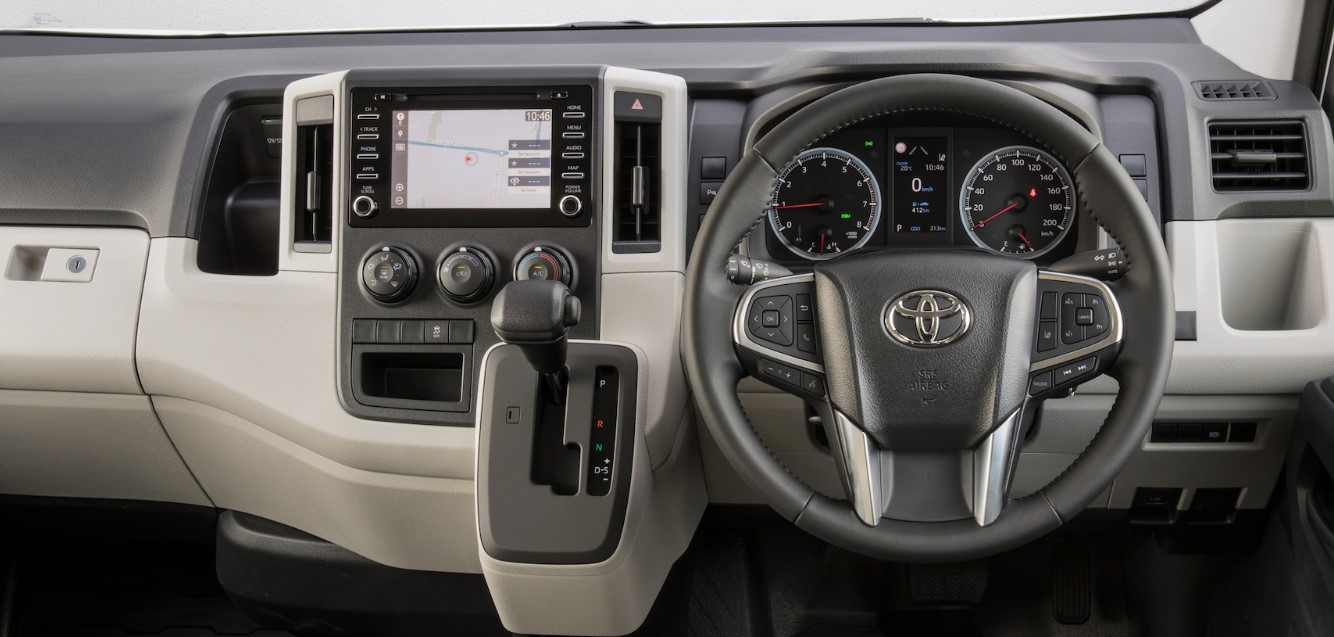 Toyota Hiace 2021 Interior