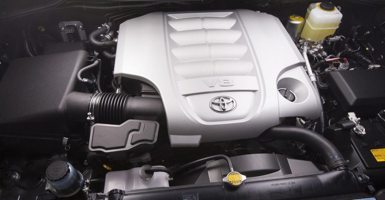Toyota Prado 2021 Engine