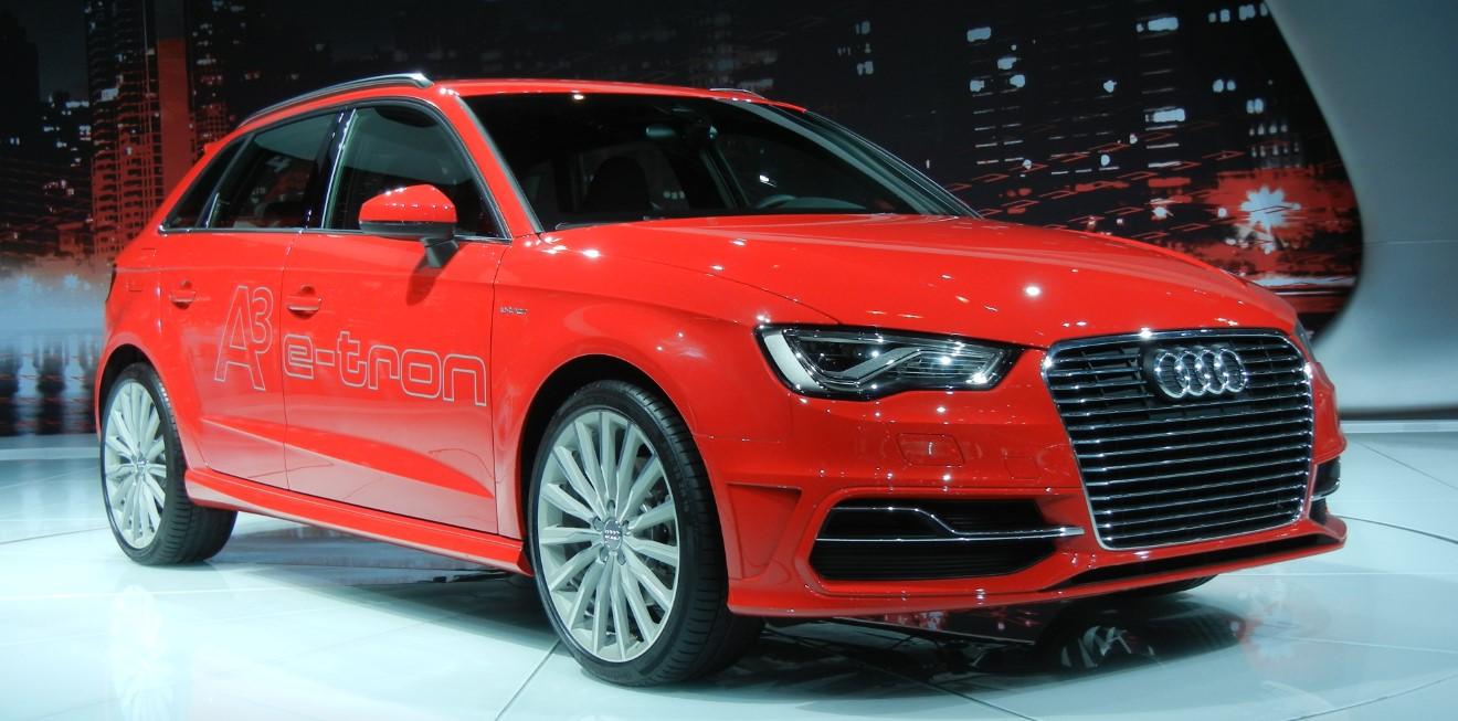 2020 Audi A3 E Tron Exterior