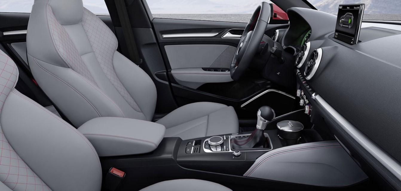 2020 Audi A3 E Tron Interior