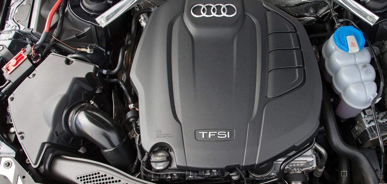 2020 Audi A3 Engine