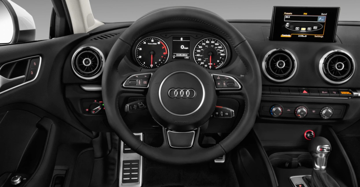 2020 Audi A3 Interior