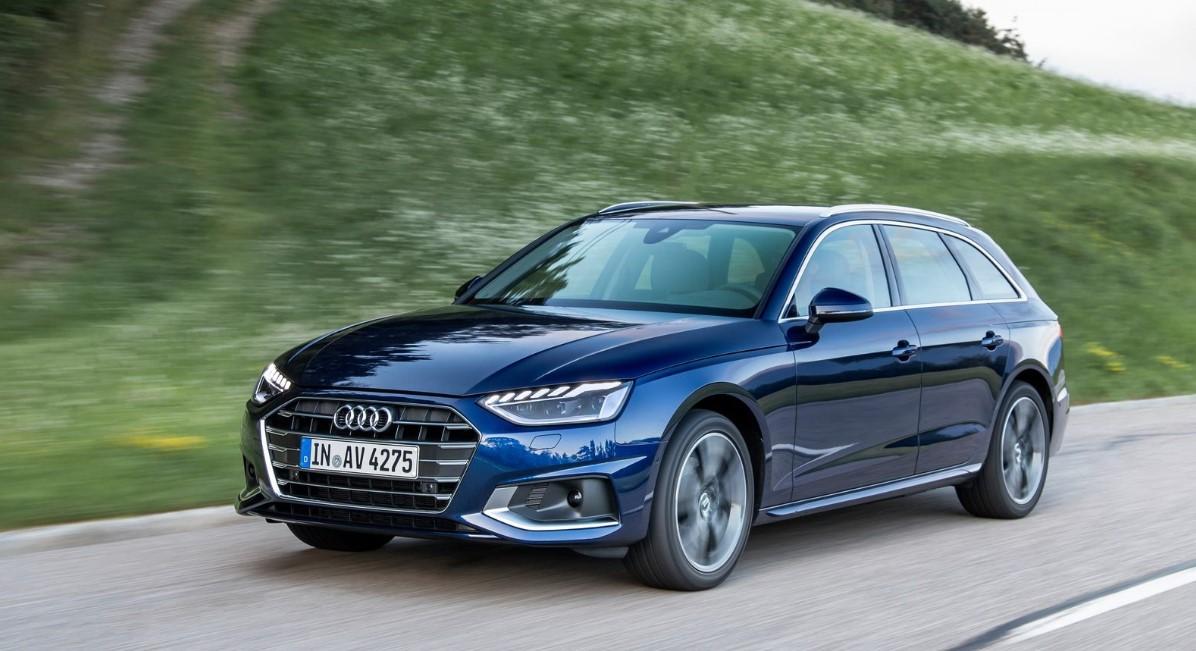 2020 Audi A4 Exterior